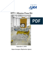 NASA JAXA ISS HTV resupply vehicle Press Kit