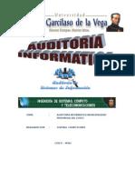 Tarea-Academica Auditoria Informatica