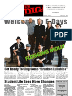 The Oredigger Issue 10 - March 7, 2007