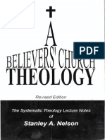 A Believers Church Theology