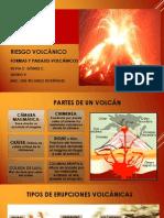 Volcanes - Geoquimica 1 - 4to Quibio