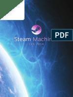 Steam Machines Brochure