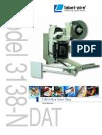 3138N DAT Brochure