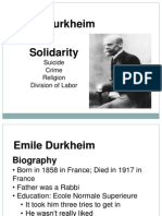 FoundationalThinkers.Durkheim