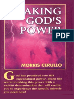 Taking God's Power - Cerullo