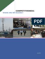 'Mongolia Competitiveness