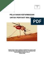 pelayanan kesehatan malaria