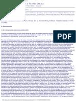 K. Marx - Líneas fundamentales de la crítica de la economía política Grundrisse, 1857-58)