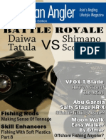 The Asian Angler - January 2014 Digital Issue - Malaysia - English