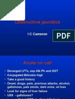 Obstructive Jaundice