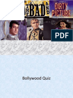 Bollywood Quiz Answers