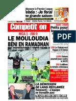 Edition du 12 septembre 2009