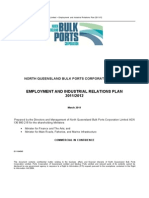 Employment and Industrial Relation Plan