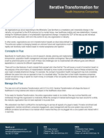 Global Payer Resource- Healthcare Payer Services- - Iterative Transformation for Health Insurance companies