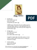 Sri Krishna Satakam