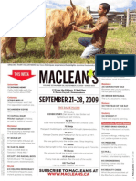 MacLeans CHRC