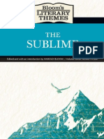 Blooms Literary Themes - The SUBLIME