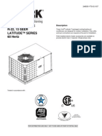 Technical Guide YORK Latitude Series