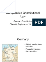 Germany Basic Law
