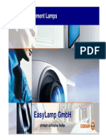 Easylamp Osram Vip Projector Lamp