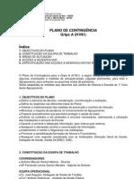 Plano de Contigência H1N1