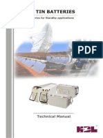 PLT Technical Manual