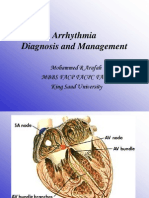 Arrhythmia Diagnosis and Management