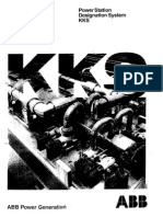 Power Station Designation System KKS