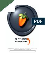 Manual en español de FL Studio8
