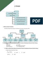 Perhitungan Struktur Gudang Baja