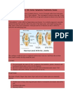 Homeo Treatment for Osteoarthritis