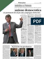 2008.03.22 - P. Leporace - Intervista a Santarsiero