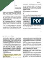 Melo Rule 65 Certiorari Digests 2013 Complete