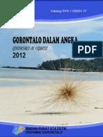 Gorontalo Dalam Angka 2012