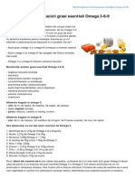 Biorganica.ro-de Ce Sunt Esentiali Acizii Grasi Esentiali Omega 369