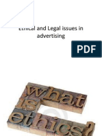 Ethical Issues in Advertising 1