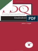 Ingle PDQ Endodontics 2005