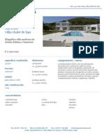 Villa Moderna de Lujo en Venta San Juan Ibiza - €2.200.000