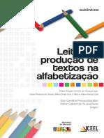 Livro leitura e produção de textos na alfabetização