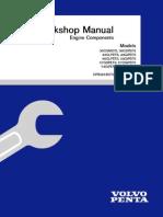 volvo kad engine body internal combustion engine piston rh scribd com Volvo Owners Manual Online volvo penta ad41p service manual