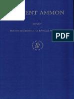 Ancient Ammon by Burton MacDonald, Randall W. Younker
