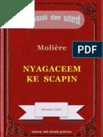 Nyagaceem ke Scapin, ke Molière
