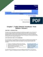 Traffic Detector Handbook-Third Edition-Volume I