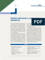 Cambio Estructural y Crecimiento (BBVA 2006)