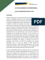 Fisica Moderna e Contemporânea - Unidade II