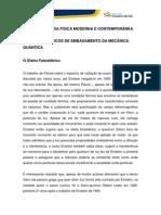Fisica Moderna e Contemporânea - Unidade III