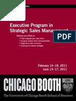 Sales Management Program