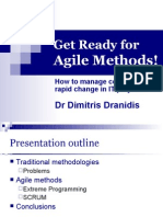 Agile Methods SlideShare