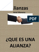 Alianza s