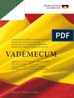 VADEMECUM DE ARCHIVOS OFICIALES DE ESPAÑA - Guerra y Represion